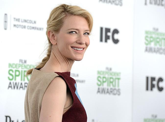 Cate Blanchett à Los Angeles le 1er mars 2014