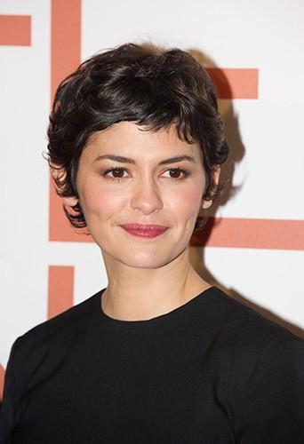 Audrey Tautou à Paris le 25 novembre 2013
