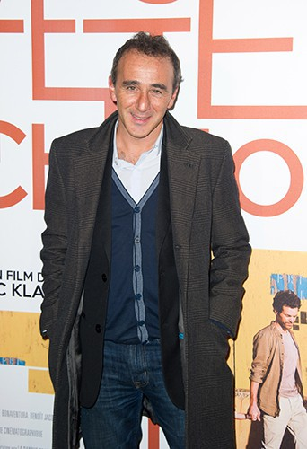 Elie Semoun à Paris le 25 novembre 2013