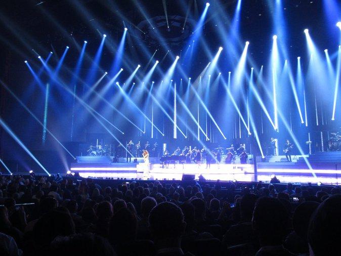 Céline Dion le 9 octobre à Las Vegas pour son 1000ème spectacle