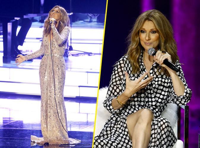 """Photos : Céline Dion, un retour à Vegas déchirant : """"Avec René, nous n'avons pas d'avenir""""…"""