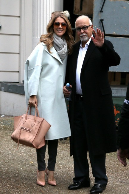 where can i buy celine luggage tote - Photos : C��line Dion : une chanteuse p��tillante et d\u0026#39;une ��l��gance ...