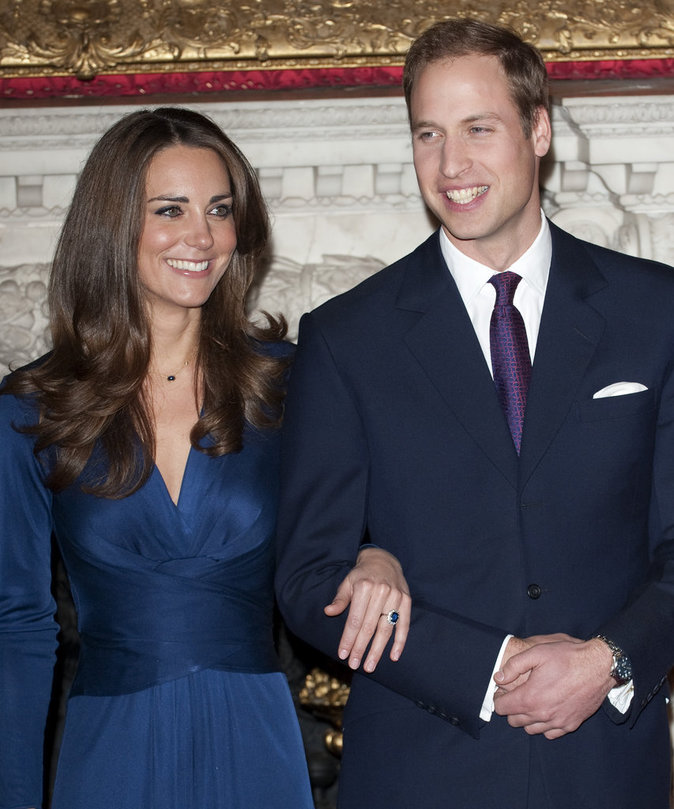 Kate de Cambridge, Prince William