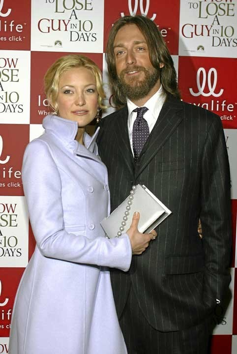 Photos : le couple de stars Kate Hudson/Chris Robinson s'est marié trop jeune !