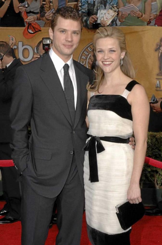 Photos : le couple de stars Reese Witherspoon/Ryan Philippe s'est marié trop jeune !