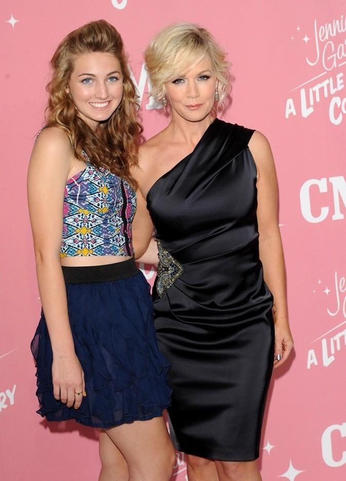 Luca Bella & Jennie Garth : star oui mais quand elle sera grande !