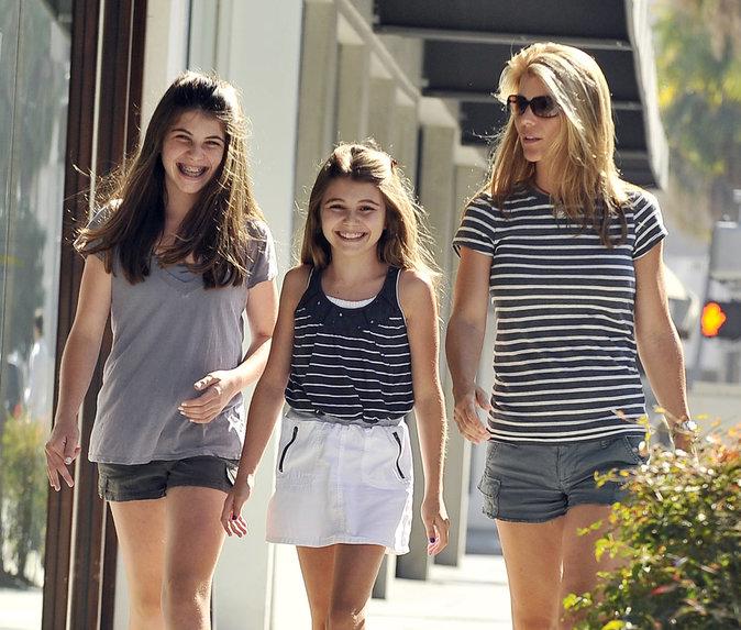 Lori Loughlin et ses filles Isabella et Olivia