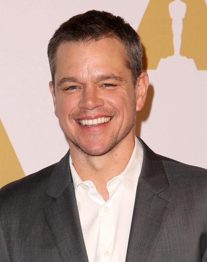 Matt Damon a créé une association à but non lucratif, water.org