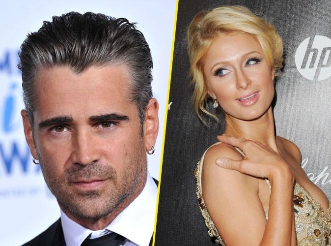 Paris Hilton a craqué pour Colin Farrell !
