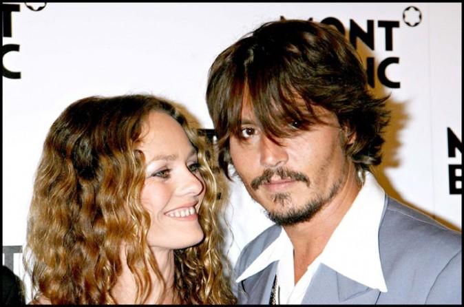 Vanessa Paradis craque pour Johnny Depp !