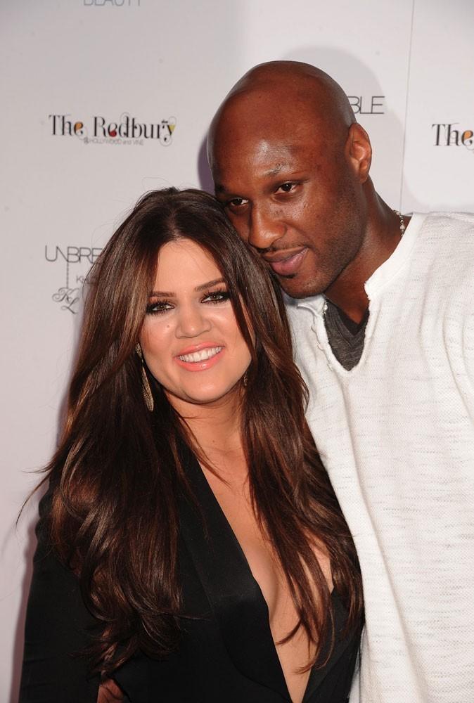 Khloé Kardashian est en couple avec Lamar Odom
