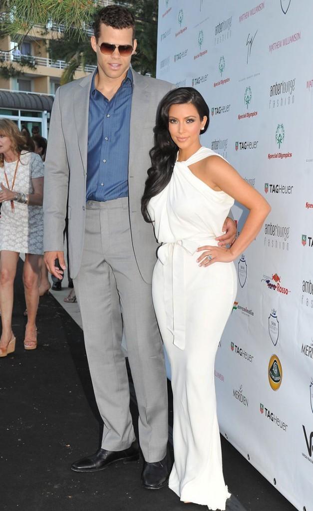 Kim Kardashian est en couple avec Kris Humphries