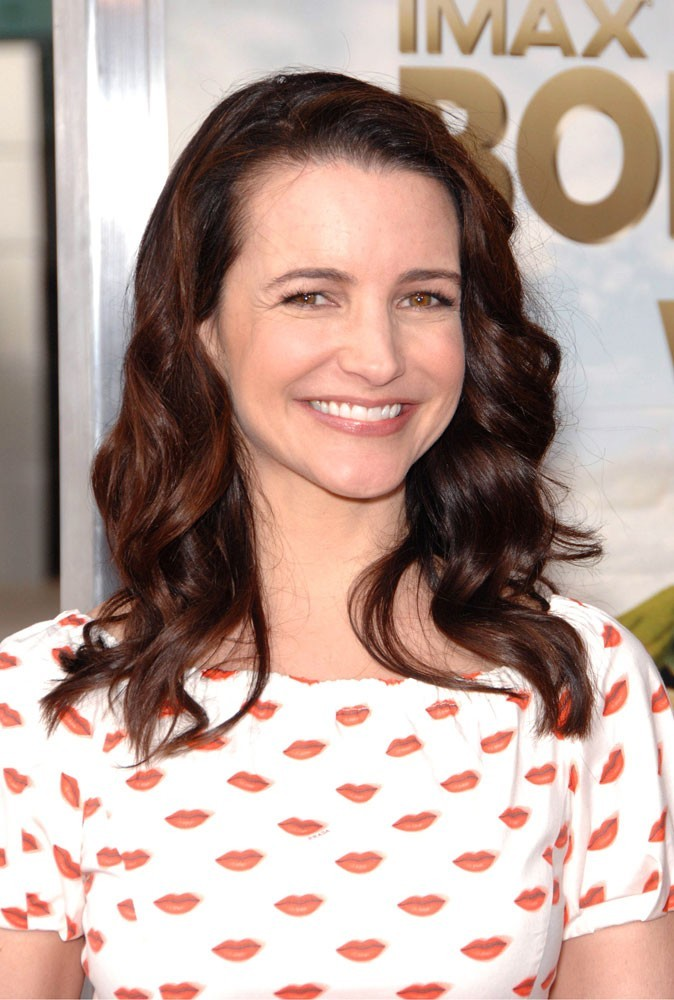 Photos : à l'invserse de son rôle dans Sex in the City, Kristin Davis ne jure que par elle-même !