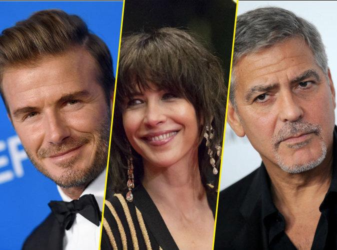 David Beckham, Sophie Marceau, George Clooney : 33 stars qui ont bien vieilli !