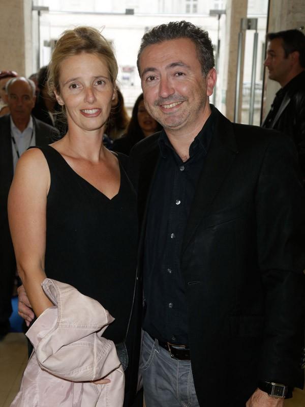 Gérald Dahan et sa femme
