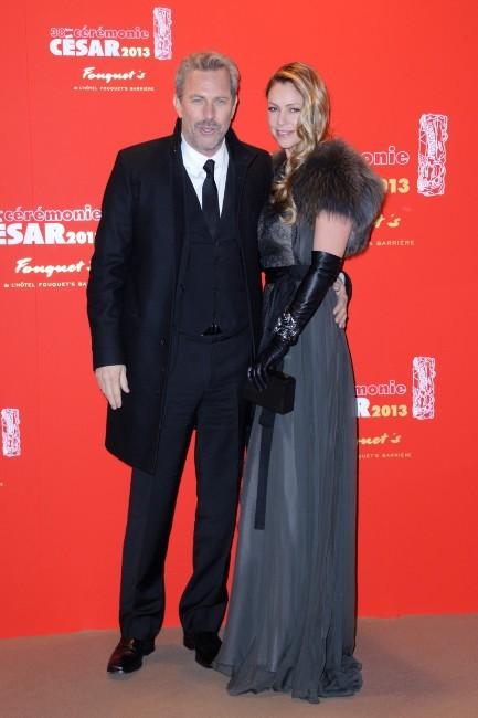 Kevin Costner le 22 février 2013