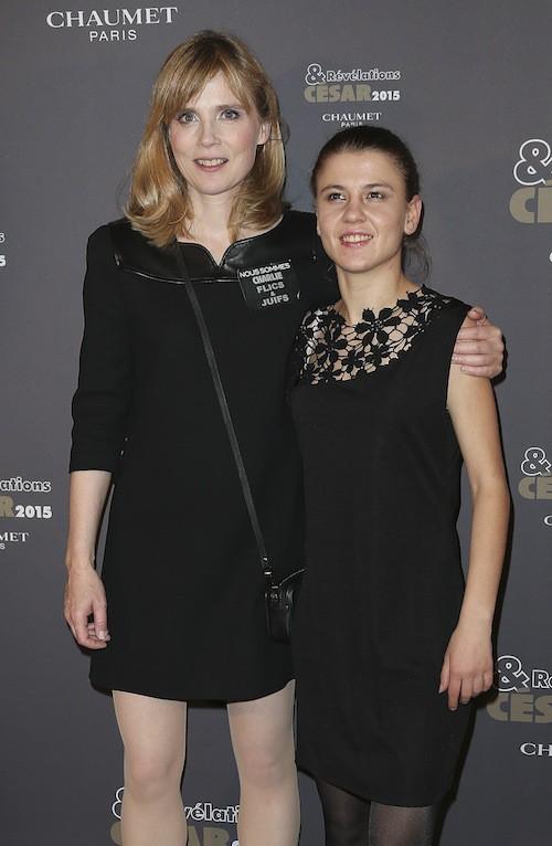 Révélations César 2015 : Isabelle Carré et Arianne Rivoire