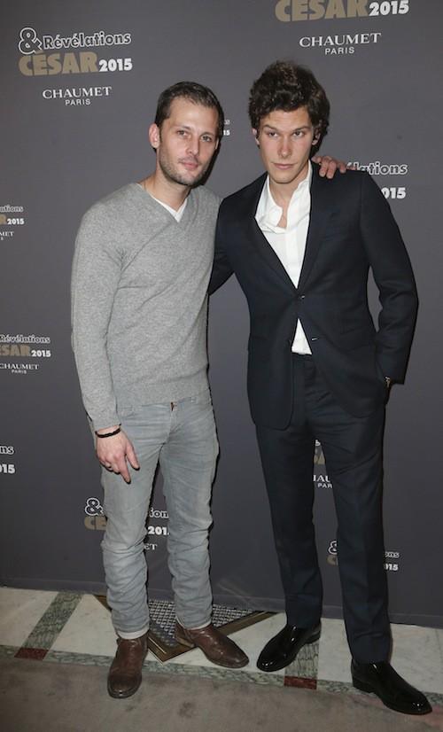 Révélations César 2015 : Nicolas Duvauchelle et Jean-Baptiste Laffarge