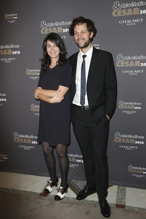 Révélations César 2015 : Zabou Breitman et Pierre Rochefort