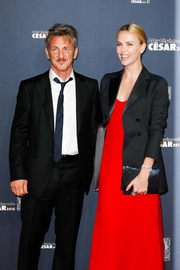 César 2015, Marion Cotillard/Guillaume Canet, Charlize Theron/Sean Penn... Tous les plus beaux duos de la soirée !