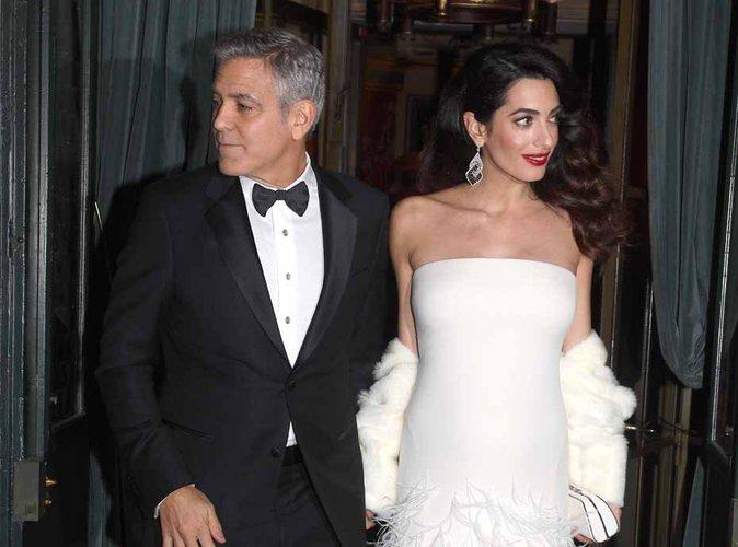 César 2017 : Amal et George Clooney à Paris pour la cérémonie !