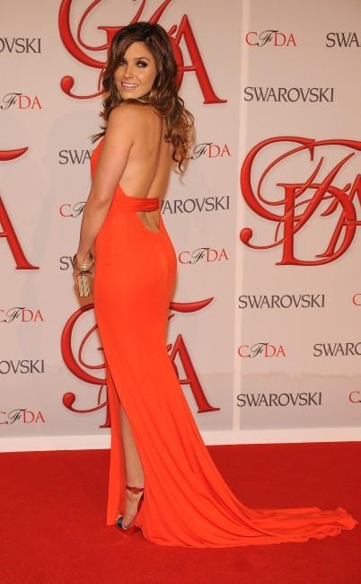Sophia Bush lors des CFDA Fashion Awards à New York, le 4 juin 2012.