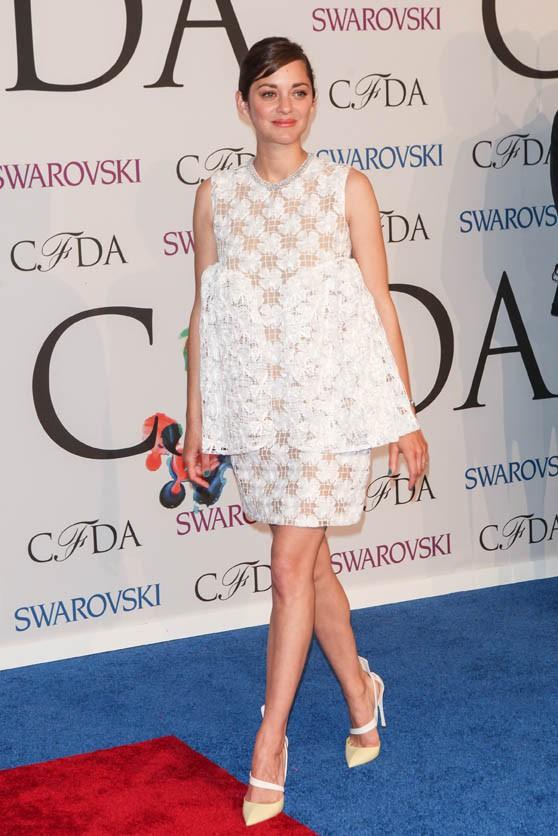 Marion Cotillard à New-York le 2 juin 2014