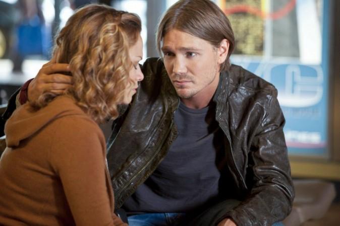 Lucas rassure Haley..