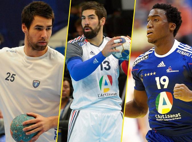 Les beaux gosses de l'équipe de France de handball