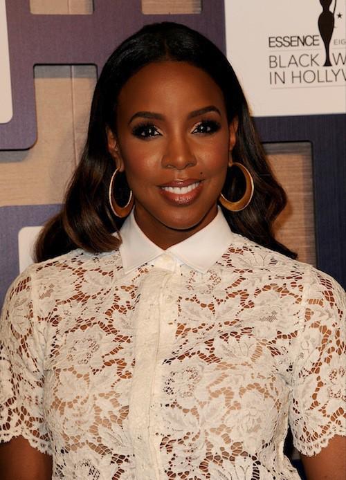 Kelly Rowland lors de la cérémonie des Black Women in Hollywood, le 19 février 2015 !