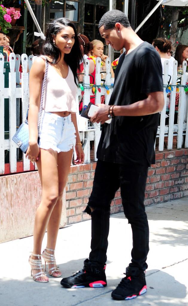 Chanel Iman et Jordan Clarkson