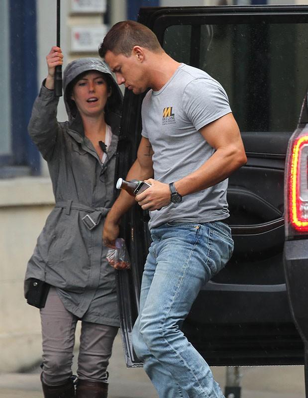 Channing Tatum : le beau gosse sexy est de retour !