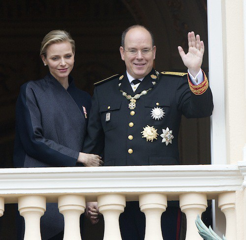 Photos : Charlène de Monaco : toujours discrète même aux premières loges !