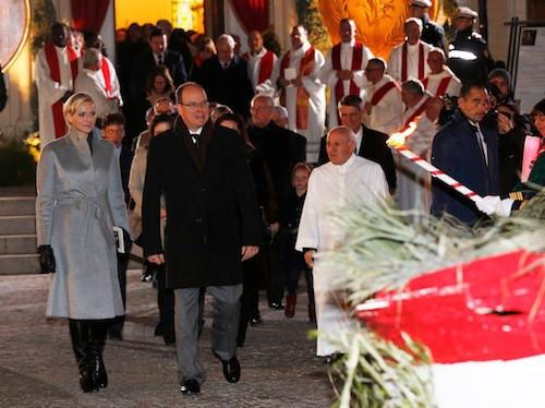 Charlène de Monaco, Charlène Wittstock, prince Albert de Monaco, jumeaux, famille, bébés