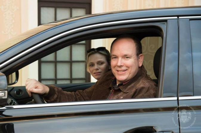 Photos : Charlène et Albert de Monaco : Gabriella et Jacques découvrent le Palais princier !