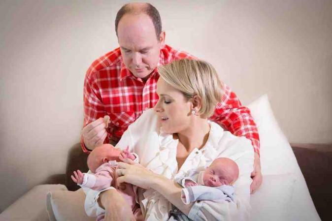 Charlène et Albert II de Monaco : les photos officielles de Gabriella et Jacques sont là !