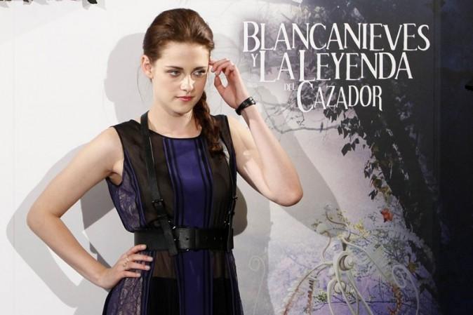 Photocall de Blanche-Neige et le Chasseur le 17 mai à Madrid