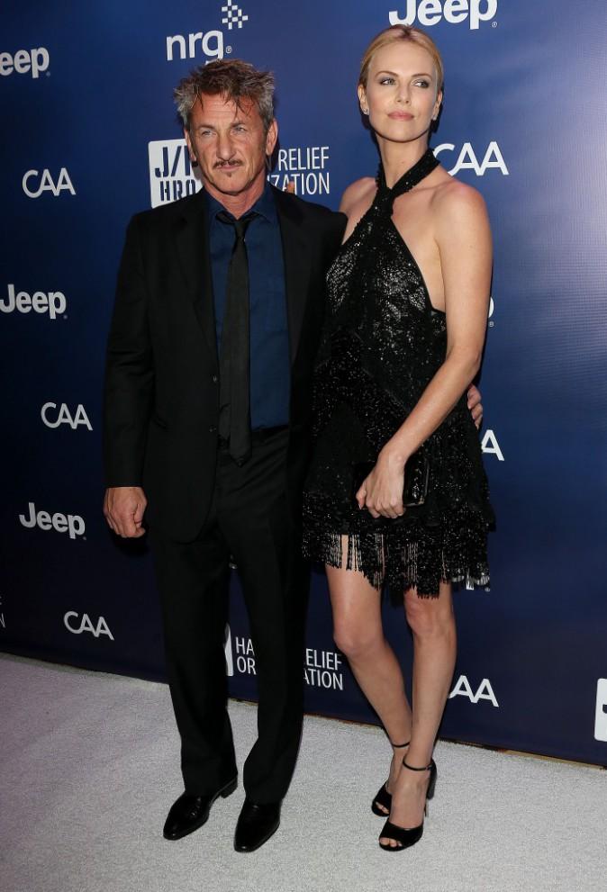 Photos : Charlize Theron et Sean Penn : retour sur l'histoire du couple glamour d'Hollywood !