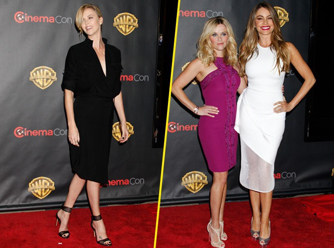 Photos : Charlize Theron, Reese Witherspoon et Sofia Vergara : les actrices s'imposent sur le redcarpet !