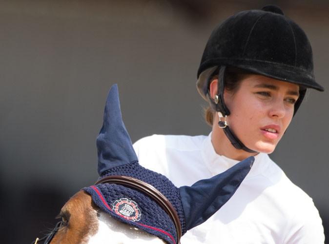 Charlotte Casiraghi : la Princesse, et jeune maman, incarne l'élégance par excellence au Jumping de Cannes !