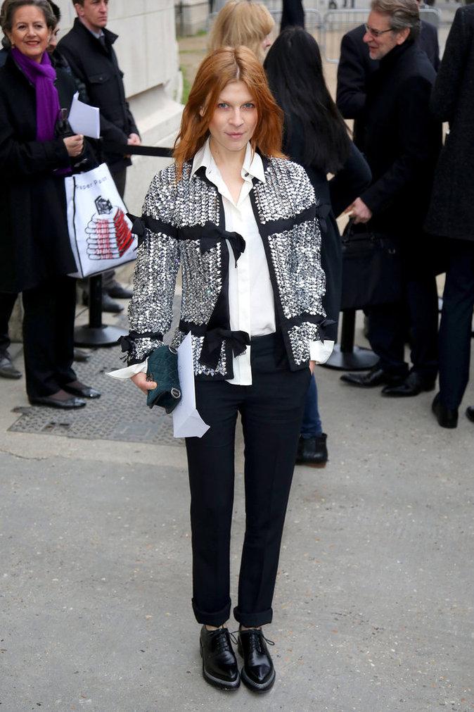 Photos : Charlotte Le Bon, Laura Smet, Marine Vacth : les élégantes frenchies chez Chanel