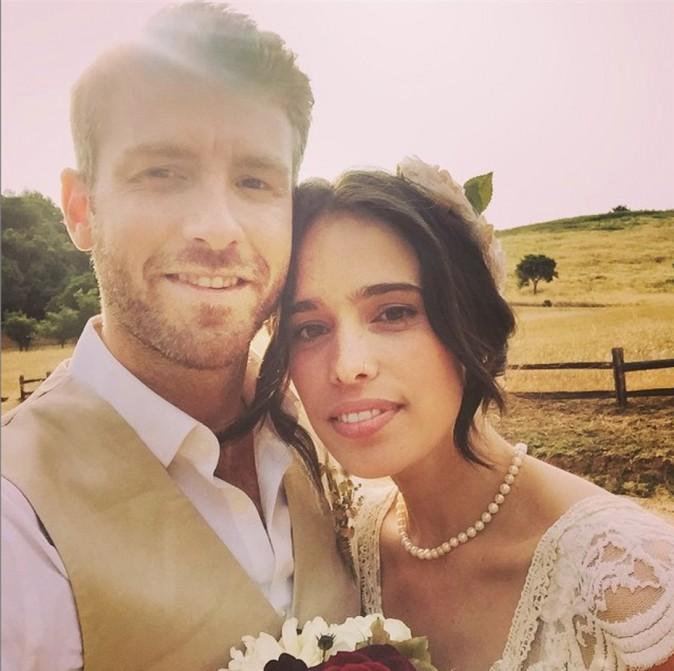 Chelsea Tyler : La petite soeur de Liv Tyler s'est mariée !