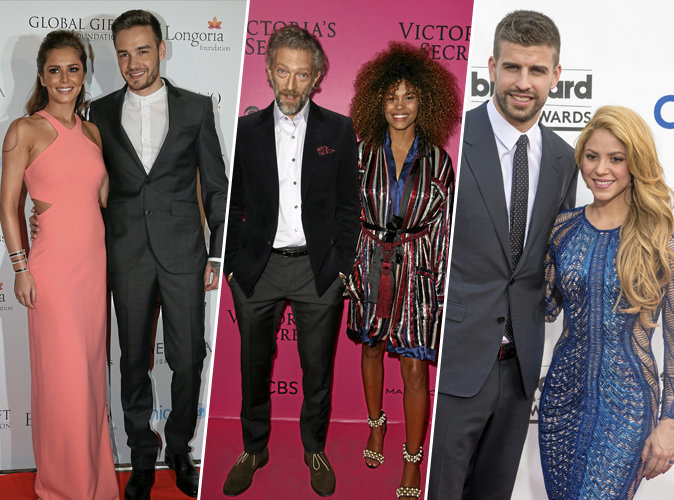 Cheryl Cole et Liam Payne, Shakira et Gerard Pique... Saurez-vous deviner leur différence d'âge (importante) ?