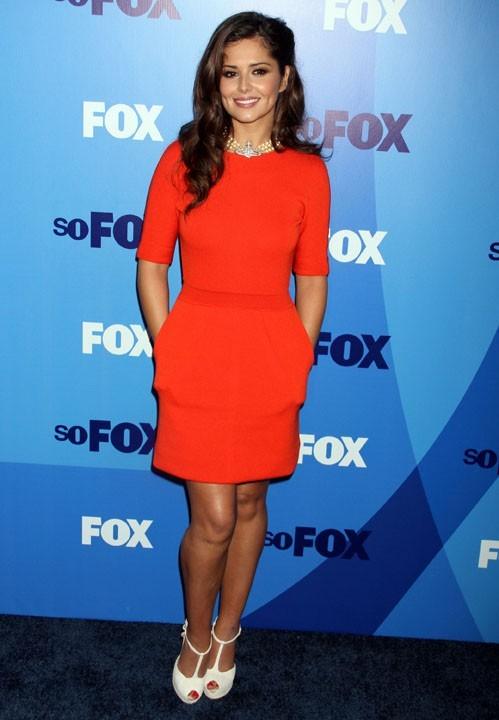 Cheryl Cole lors de la soirée 2011 Fox Upfront à New York, le 16 mai 2011.