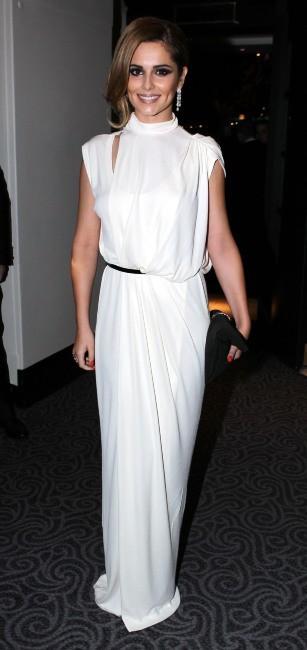 Cheryl Cole lors du dîner Prince's Trust Invest In Futures à Londres, le 23 février 2012.