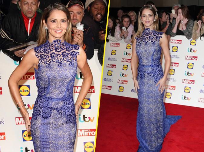 Photos : Cheryl Fernandez-Versini (alias Cheryl Cole) : sublime aux Pride of Britain Awards 2014 !