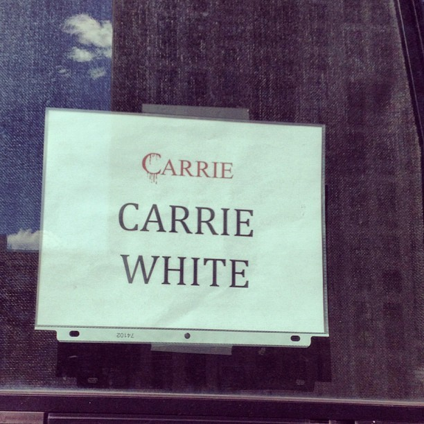 Carrie !