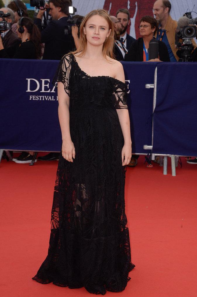 Sara Forestier au 42e Festival du film de Deauville