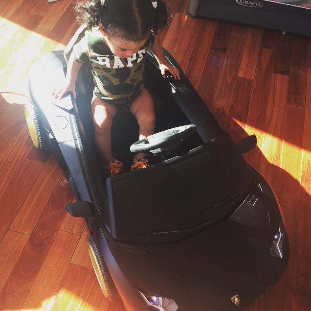 Chris Brown et Royalty le 21 juin 2015