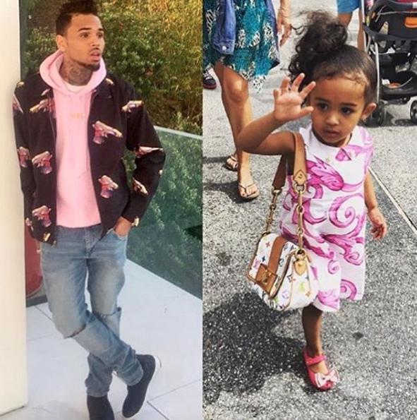 Photos : Chris Brown : Royalty, déjà diva ?